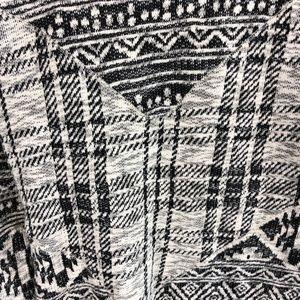 Anthropologie Sweaters - Tiny Anthropologie Aztec Print Cardigan
